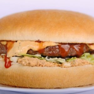 Burger pljeskavica