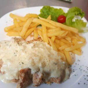 Piletina  u susam sosu