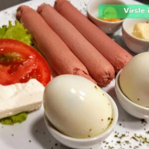 Virsle i jaja